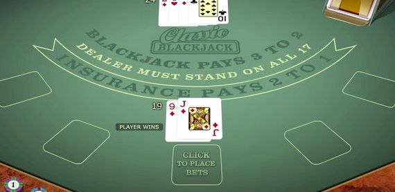 Блэкджек играть онлайн бесплатно без регистрации