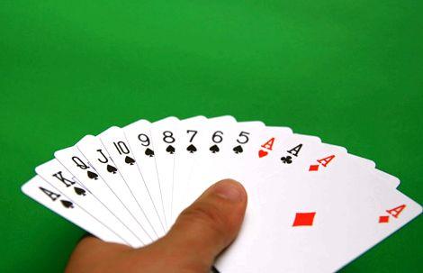 Бридж игра в карты