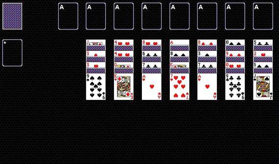 Чередование пасьянсы играем в карты онлайн