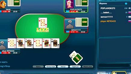 Дурак переводной и подкидной играть онлайн бесплатно