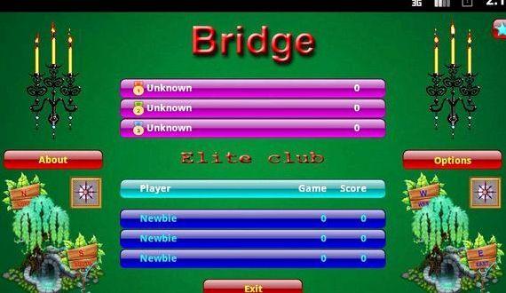 Игра бридж для пк