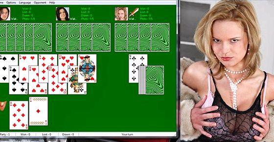 картами i дурак с эротическими играть