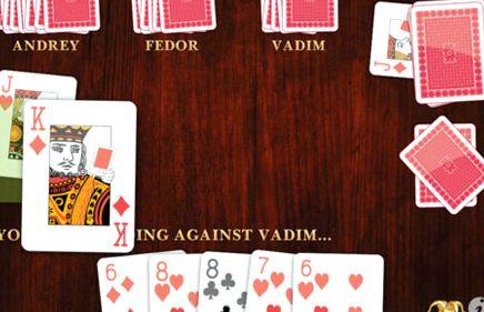 скачать игры азартные дурак