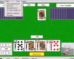 дурак игры играть карты бесплатно подкидной