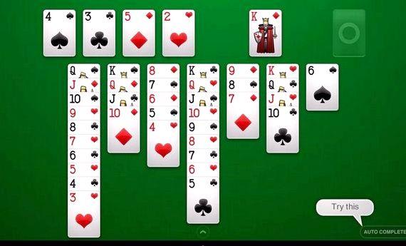Игра новая карты пасьянс