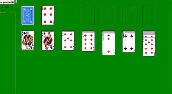 Игра пасьянс косынка скачать бесплатно без регистрации