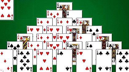 Игра пасьянс коврик пирамида и другие