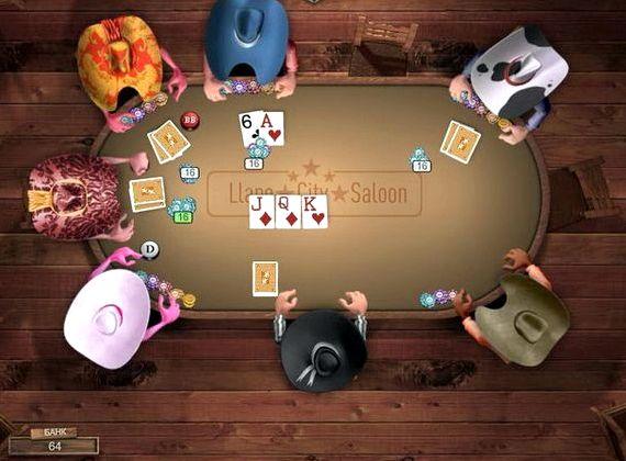Игра покер скачать