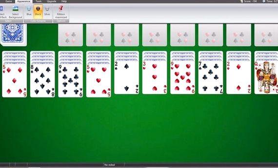 Игра солитер пасьянс скачать бесплатно на компьютер