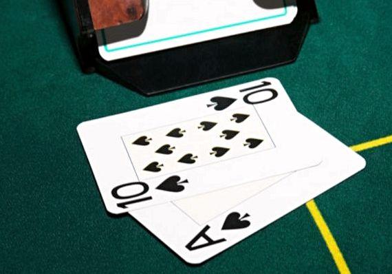 Игра в карты очко