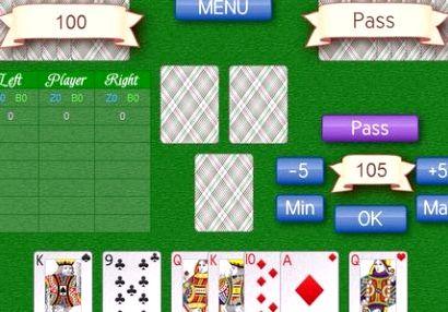Играть в карты тысяча с компьютером бесплатно