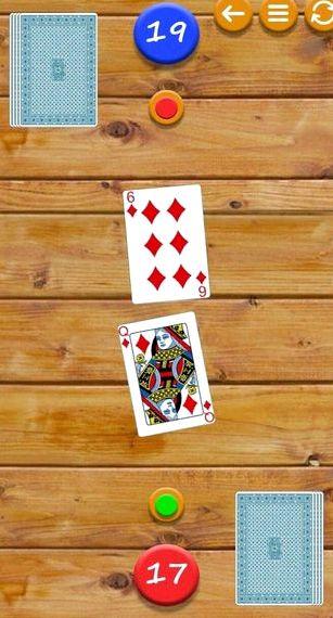 Играть в карты в пьяницу с компьютером