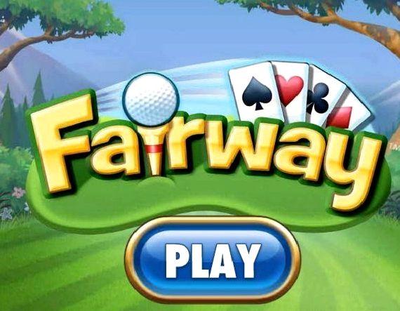 Играть в пасьянс гольф фарватер онлайн бесплатно