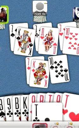Игры карты дурак 4 игрока