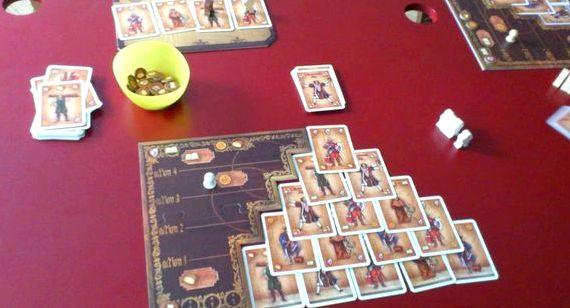 Игры в карты пасьянс булочник