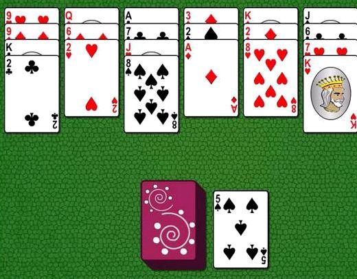 Игры в карты пасьянс гольф