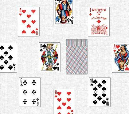 Как играть в дурака на картах правила
