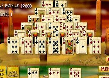 Карточная игра пленник пасьянс