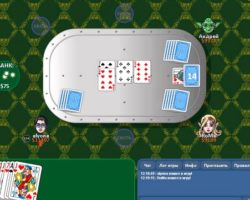 Карточные игры дурак подкидной онлайн бесплатно