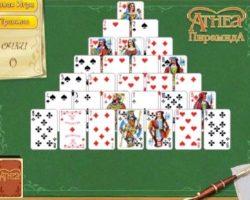 скачать карточную игру пирамида бесплатно на компьютер - фото 3