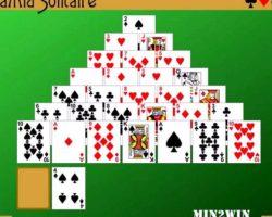 Карты пасьянс пирамида играть бесплатно