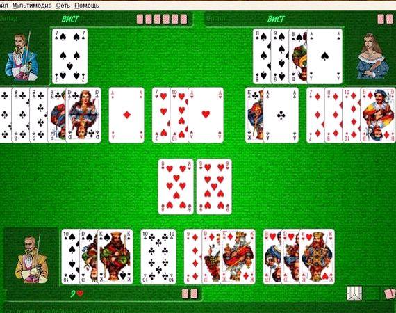 помощь карты играть онлайн