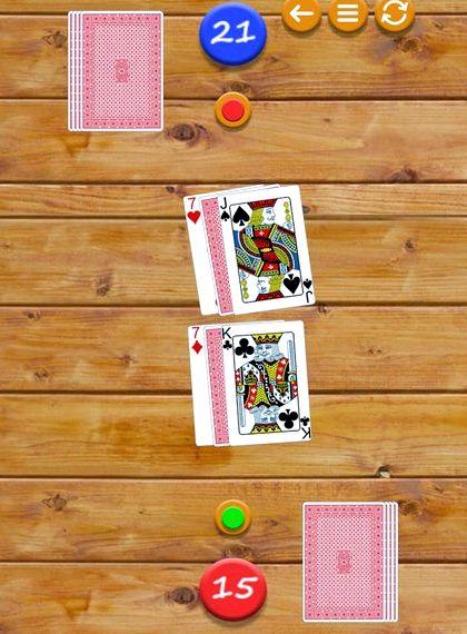 Карты пьяница играть онлайн
