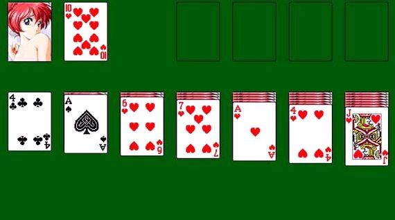 Косынка пасьянс играть бесплатно во весь экран