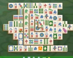 Маджонг пасьянс классический играть
