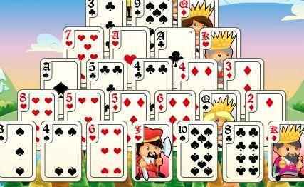 Пасьянс башня играть онлайн бесплатно без регистрации