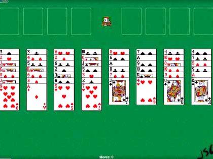 регистрации играть бесплатно без солитер карты в
