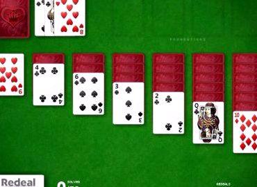 Пасьянс колодец играть онлайн бесплатно