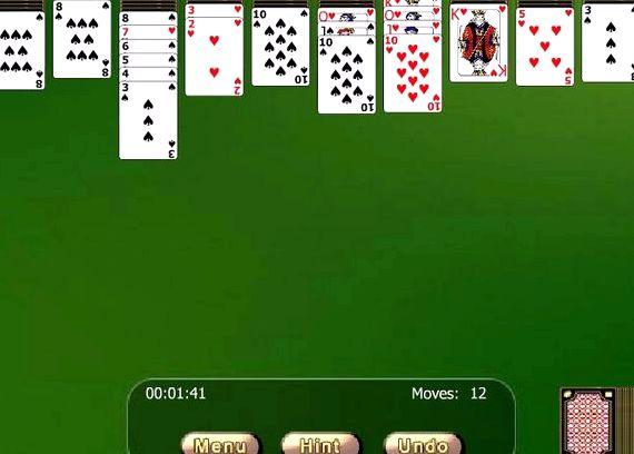 Пасьянс косынка для планшета играть онлайн бесплатно