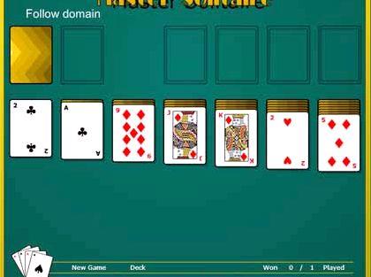 играть бесплатно расклад по косынка три карты