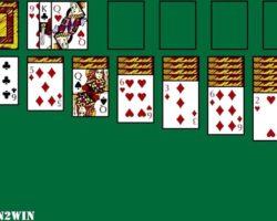 Пасьянс косынка по три карты играть бесплатно