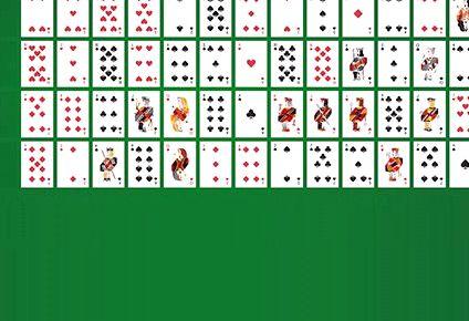 Пасьянс коврик 36 карт