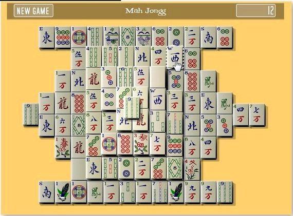 Пасьянс маджонг играть онлайн бесплатно