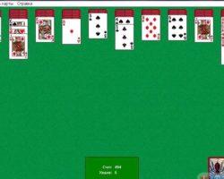 Пасьянс паук играть бесплатно онлайн без регистрации