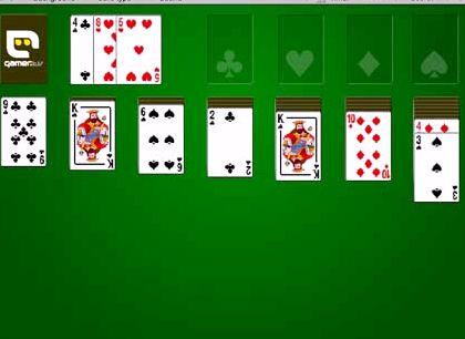 Пасьянс пирамида играть онлайн бесплатно три карты