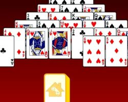 Пасьянс пирамида совпадения играть онлайн бесплатно