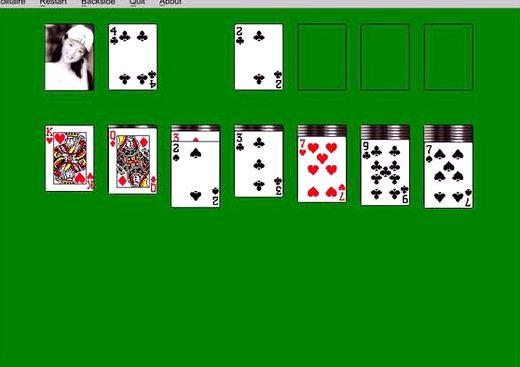 Пасьянс платок играть онлайн бесплатно