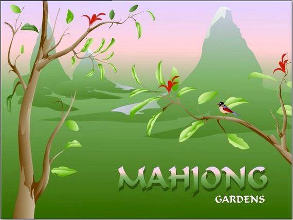 Пасьянс сады маджонга играть онлайн бесплатно