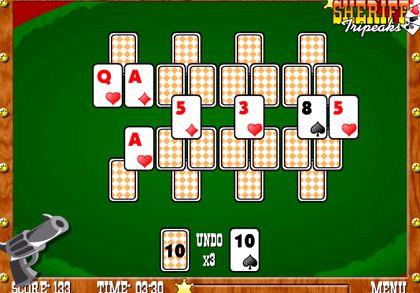 Пасьянс волшебный замок играть онлайн бесплатно