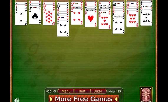 Пасьянс жук играть онлайн бесплатно