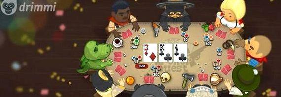 i квест покер играть регистрации без