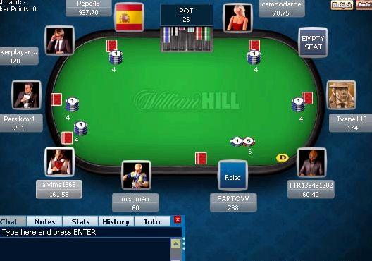 Покер онлайн без регистрации