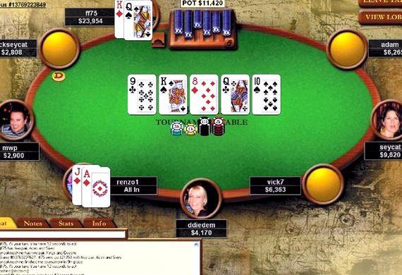 Покер старс онлайн играть бесплатно с реальными соперниками без регистрации онлайн казино это легально