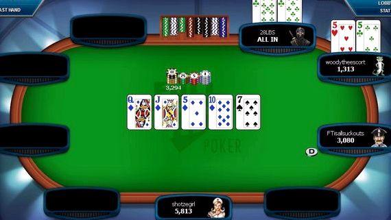 покер румы для новичков