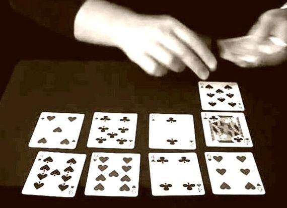 Правила игры в буру карты