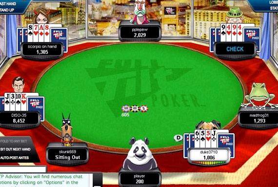 Разз покер правила
